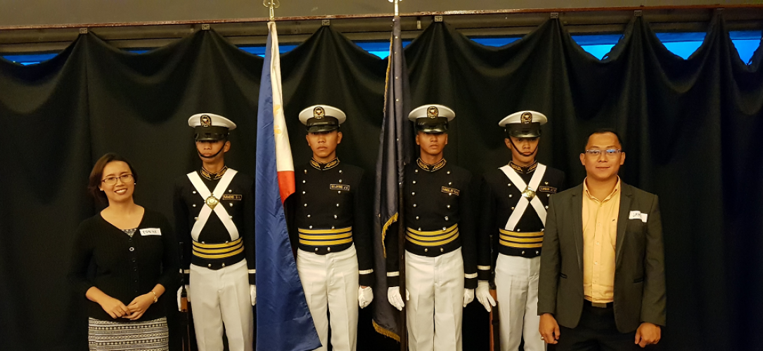 PMMA Rites of Appreciation – October 2017