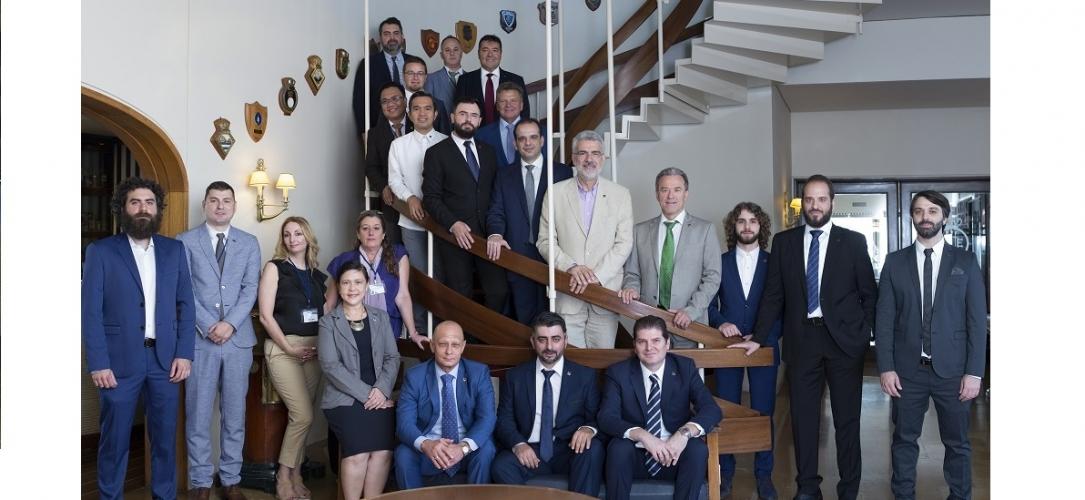 Epsilon 3rd Directors' Assembly  – July 2018
