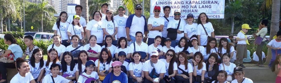 Epsilon Manila joins the 32nd International Coastal Cleanup