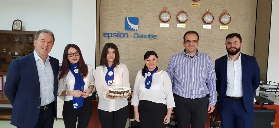 Top Management  Visit Epsilon Danube – November 2017