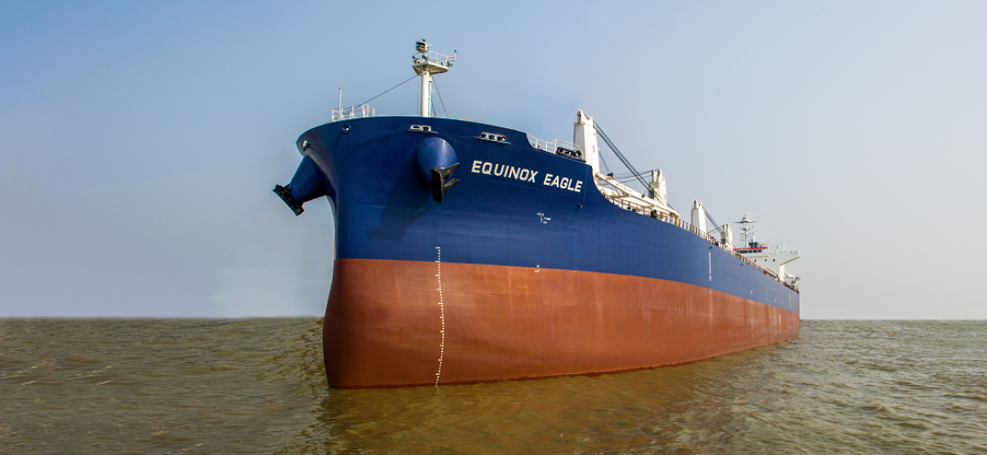 World-class recognition for Equinox Maritime