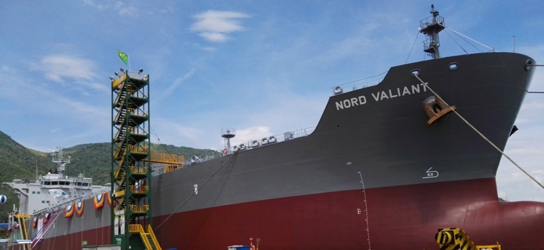 MT Nord Valiant Delivery – 10 August 2016
