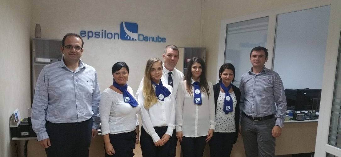 Visit to Epsilon Danube – October 2016