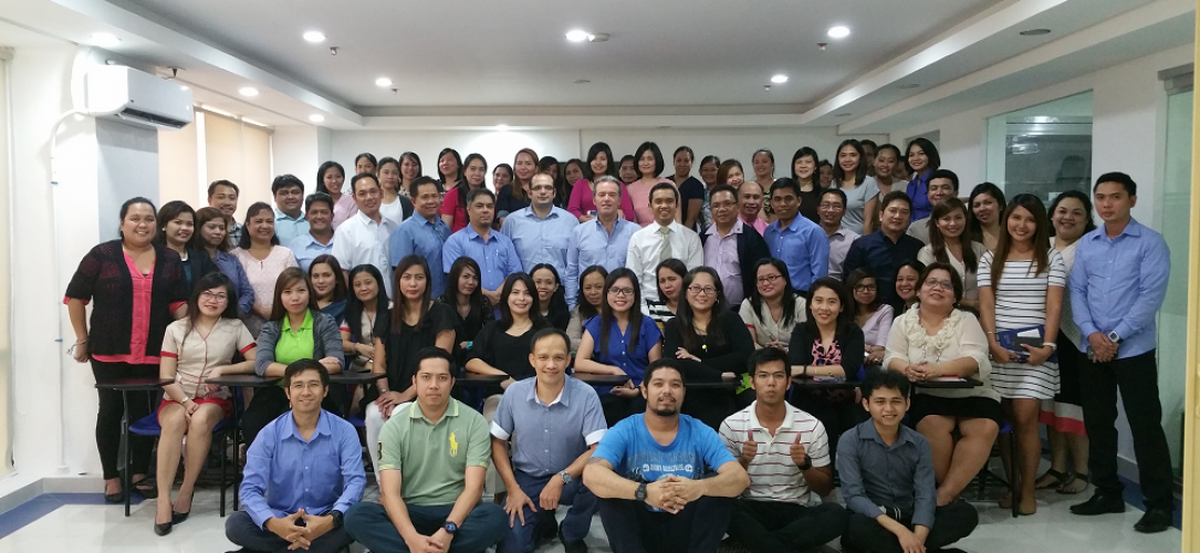 Epsilon Hellas Top Management Visit Manila – October 2015