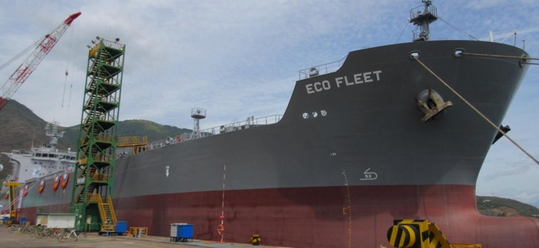 MT Eco Fleet Delivery – 15 July 2015