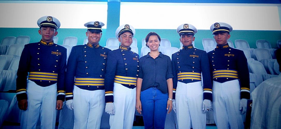 Philippine Merchant Marine Academy – Graduation Rights