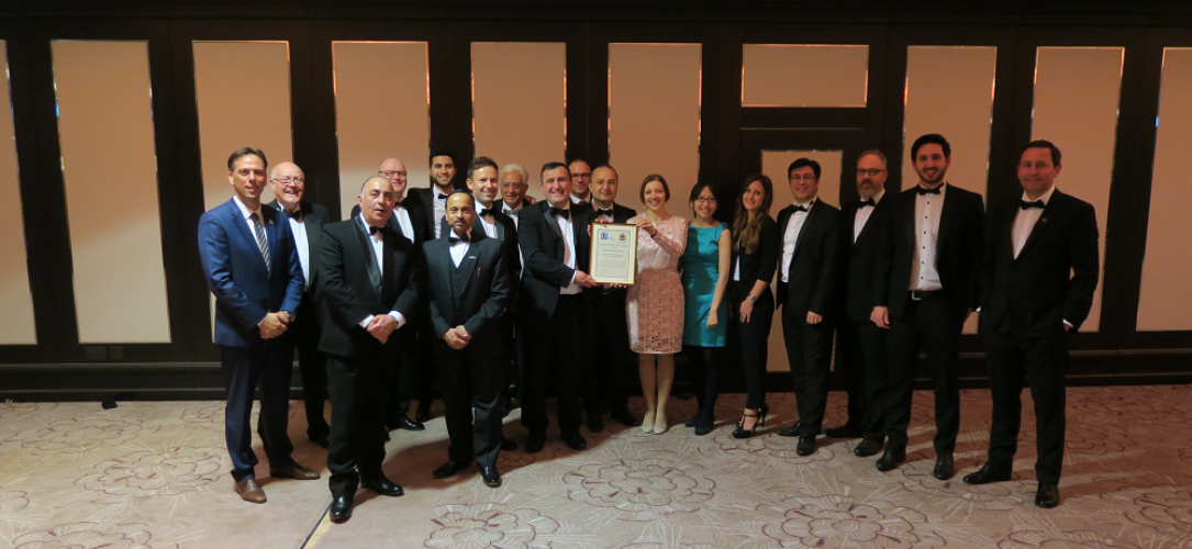 A.E. Nomikos Recognition and Award – April 2017