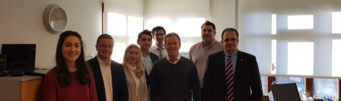 Epsilon Hellas Top Management Visit to Omikron – January 2017