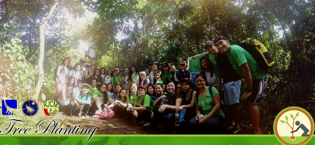 Epsilon in the NCR Reforestation – September 2016