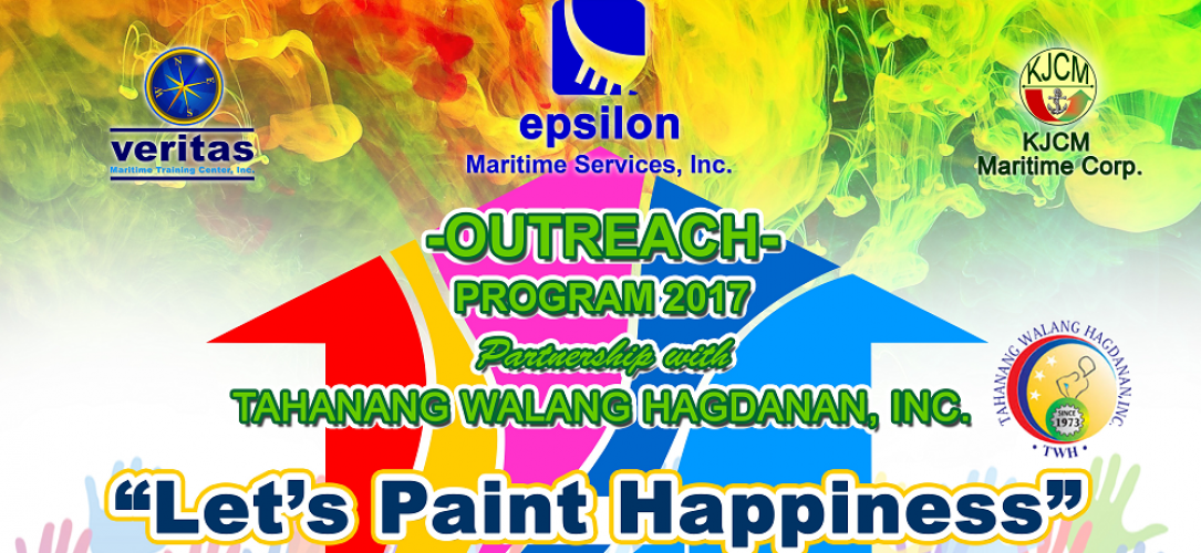 Epsilon Manila – Outreach Program 2017