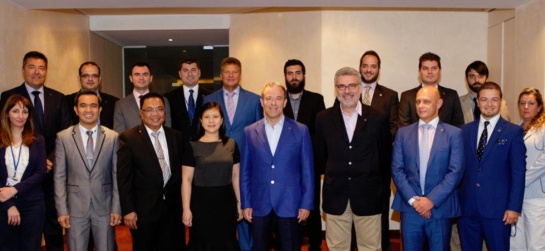 Epsilon Directors' Assembly – Piraeus, 2015