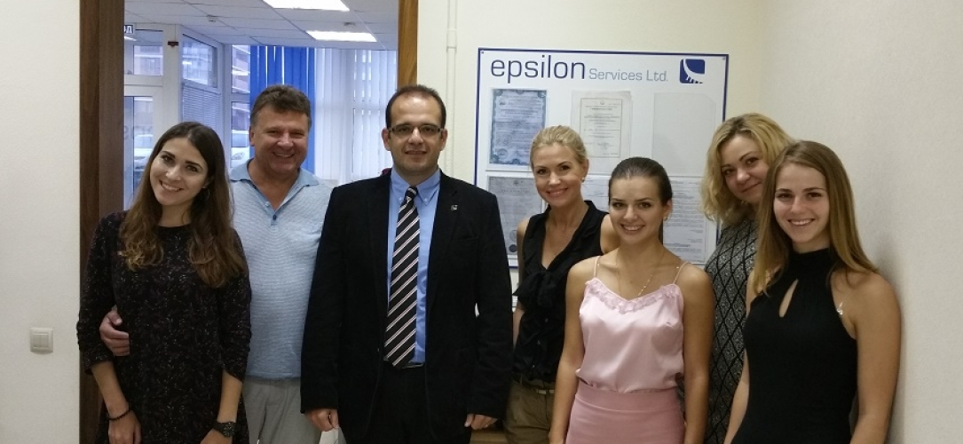Visit to Epsilon Novo – September 20, 2016