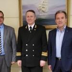 Odessa Maritime Visit