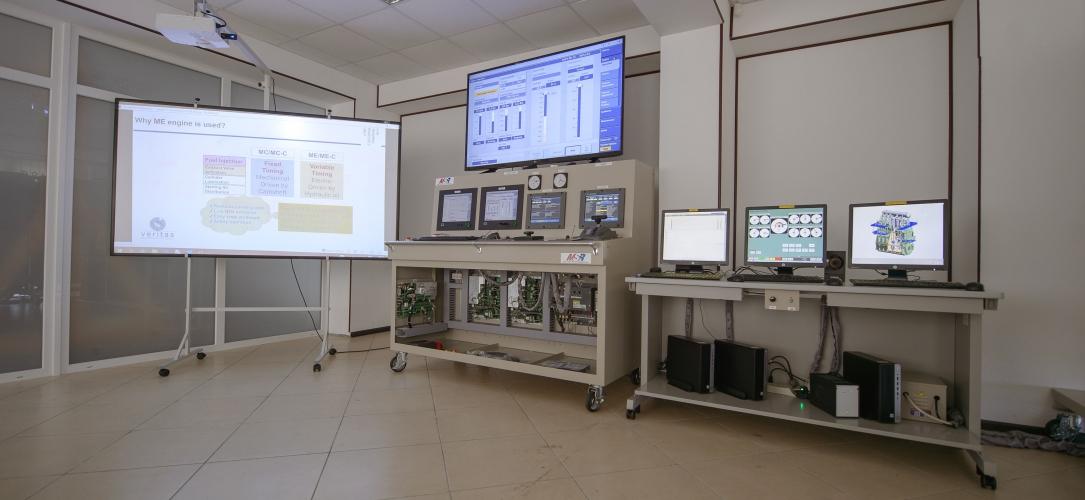 ME-C Electronic Engine Training Launch in Constanta, Romania