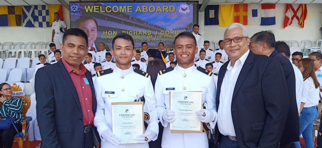 Maritime Academy of Asia and the Pacific (MAAP) Graduation Rights 2019