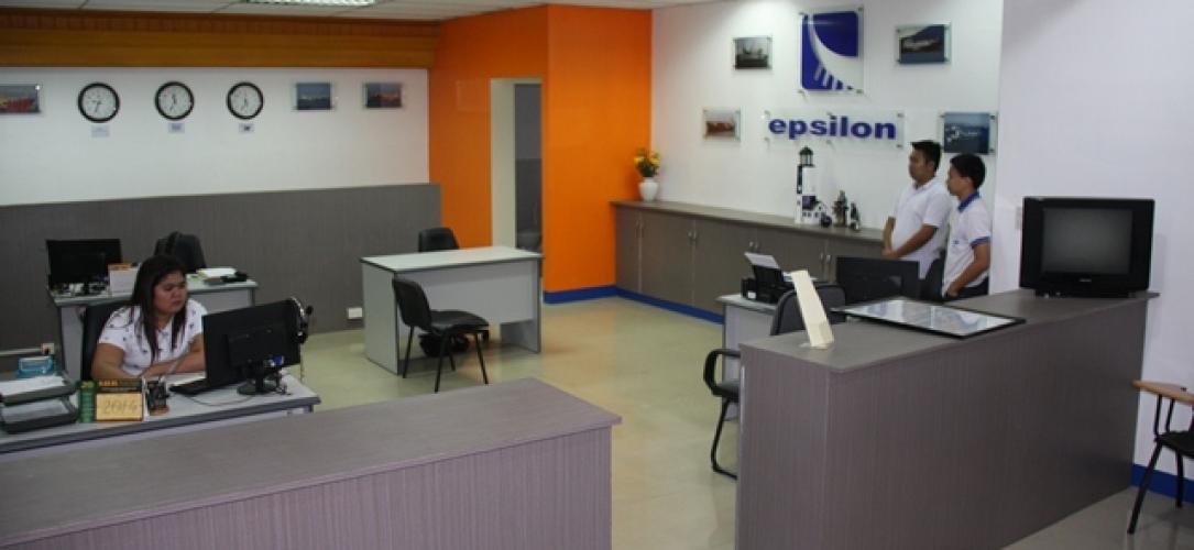Epsilon's new Branch Office in Davao, The Philippines