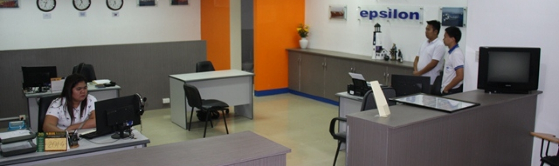 Epsilon's new Branch Office in Davao, The Philippines