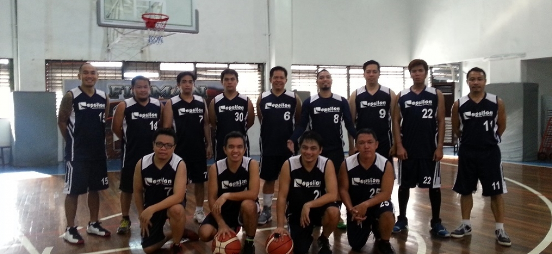 Epsilon Manila Joins Inter-Manning Basketball League