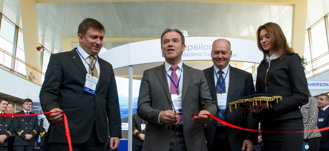 Epsilon Hellas at the International Conference on Seafarers' Education, Training & Crewing – Odessa