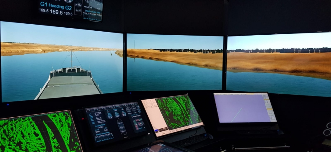New Suez Canal safe transiting courses offered in the classroom and online by Veritas – Constanta