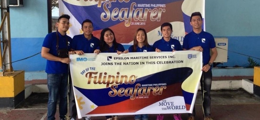 """Day of the Seafarer"" Celebration Davao – June 15, 2015"