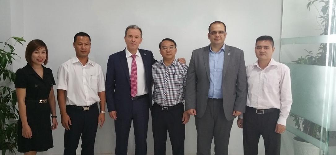 Epsilon's presence in Vietnam