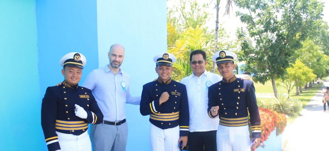 Philippine Merchant Marine Academy Graduation – June 26 2015