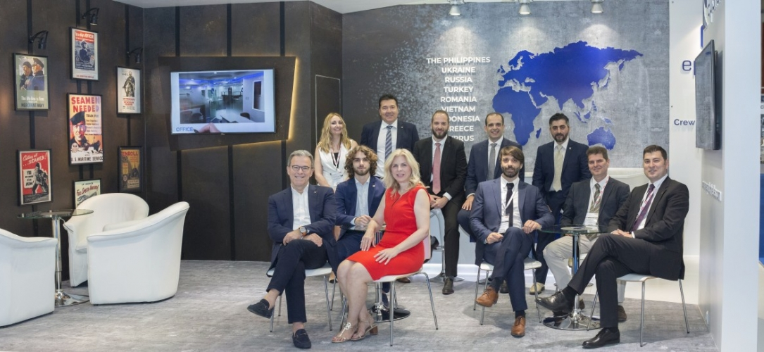 Epsilon's Participation  Posidonia Exhibition 2018